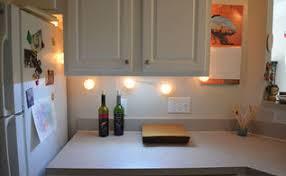 cabinet rope lighting hometalk