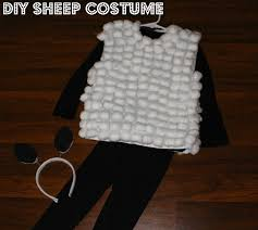 My Song My Strength DIY Sheep Costume Step by Step Guide