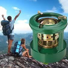 1pc handy outdoor 8 wicks kerosene stove burner cing oil