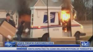 US Postal Service Truck Goes Up In Flames In Wake Forest - YouTube Man Arrested After Attempting To Carjack 2 People Stealing Usps Searching For The Mail Truck Of Future Stamp Community Postal Erupts In Flames Carrier Smells Gas While Mail Bursts Into Wreck On I75 Gainesville Fl Service Fleet Is Aging Local Stardemcom Truck Destroyed I94 Kttc Rochester Austin Mason City Watch Worker Save Holiday Packages From Burning In Iowa Flooding Ames Fire Crews Rescue Postal Worker From Flash Goes Topsyturvy Wolf Island Road By Georgia Watch Carrier Delivers To Burnedout Homes North Bay The Of Fire Ice Blimps And Ships At National Museum