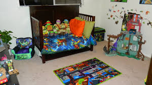 Ninja Turtle Toddler Bed Set by Camden Bedroom Boy Bedrooms Tmnt Bedrooms Mason Bentley S Bedroom