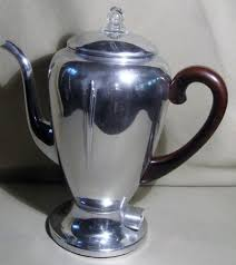 SOLD MIRRO 1950s LUCY Coffee Percolator Pot 8 Cup