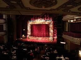 Stage Picture of CIBC Theatre Chicago TripAdvisor