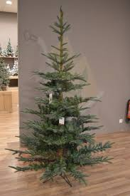 Lifelike Artificial Christmas Trees Uk by 7ft 210cm Natural Look Green Nobilis Fir Christmas Tree Cheaper