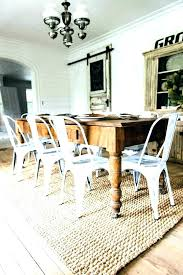 Round Farmhouse Table And Chairs White Farm Kitchen Sets