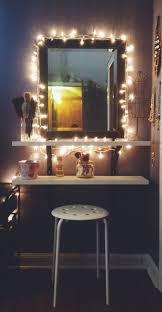 Makeup Vanity Desk With Lighted Mirror by Best 25 Small Makeup Vanities Ideas On Pinterest Diy Vanity