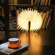 Lumio Book Lamp – Honey & Silk