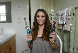 Bed Head Curlipops by Bed Head Rock N Roller Bubble Curling Iron Wand Review