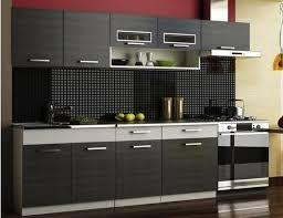 küche küchenzeile schwarz grau weiß pinu küchenblock individuell stellbar