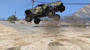 Trophy Truck Woodland Camo Monster Livery - GTA5-Mods.com