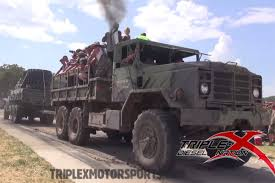 100 Truck Tug Of War Video Big Bad S Go At It In This O Contest