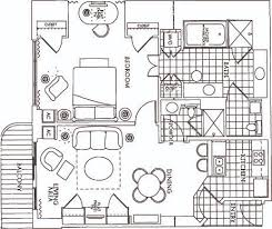 Mgm Grand Hotel Floor Plan by Mgm Signature Units All Luxury Suites 2 Bedroom 2br 1