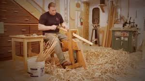 Building A Windsor Chair - YouTube How To Build A Wooden Pallet Adirondack Chair Bystep Tutorial Steltman Chair Inspiration Pinterest Woods Woodworking And Suite For Upholstery New Frame Abbey Diy Chairs 11 Ways Your Own Bob Vila Armchair Build Youtube On The Design Ideas 77 In Aarons Office 12 Best Kedes Kreslai Images On A Log Itructions How Make Tub Creative Fniture Lawyer 50 Raphaels Villa
