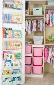 Clever Kids Closet Organization Hacks