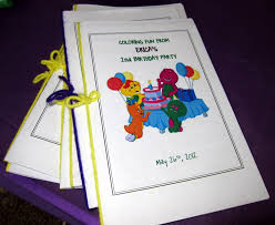 Theres Lots Of Printable Barney Coloring Pages On Sproutonline Or
