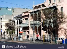 100 Melbourne Victorian Houses Houses Victoria Parade East Australia