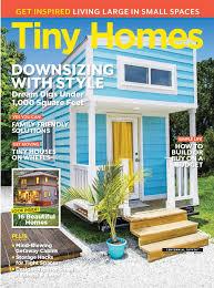100 Modern Homes Magazine MTL Blog Tiny Living