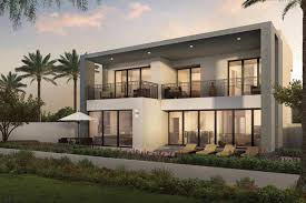 100 Villa In Dubai Dependent In Sidra Hills Estate Gulf