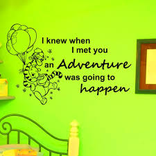 Winnie The Pooh Nursery Decorations by Compare Prices On Wall Decals Winnie The Pooh Adventure Online