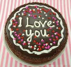 beautiful birthday cakes for lover 8