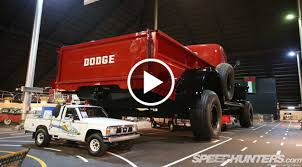 World's Biggest Pickup Truck Has A House Inside -