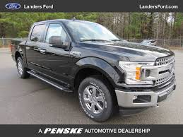 2018 New Ford F-150 XLT 4WD SuperCrew 6.5' Box At Landers Serving ...