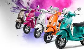 Vespa India To Glamorize Scooter Range With More New Colour
