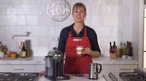 Brewing Coffee And Espresso With Nespresso VertuoLine