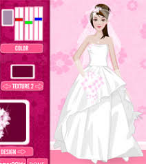 game design your wedding dress up free online Play Free Games line