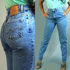 vintage levi u0027s 512 1m high waisted slim fit jean on storenvy