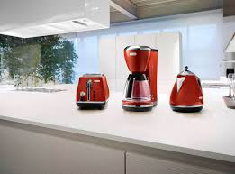 Italys DeLonghi Uses Its In House Molding To Deliver Designer Brewing Systems