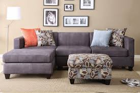 Grey Sectional Living Room Ideas by Grey Sectional Sofa With Chaise Furniture Couch Brown Wall Design