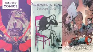 The Best Comics Of 2017