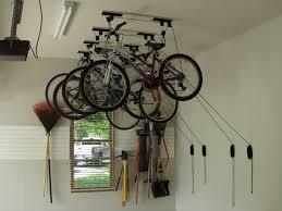 Ceiling Bike Rack Flat by Bikes Hanging Bike Rack For Garage Bike Storage Shed Costco Bike