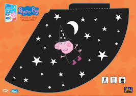 Peppa Pig George Pumpkin Stencil by Peppa Pig Halloween Witch Hat Craft Free Halloween Printables