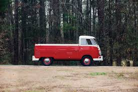 Design Icon: 1961 Volkswagen Type 2 Single-Cab Pickup
