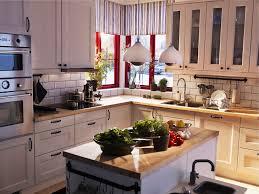 ikea kitchen countertops Kitchen Eclectic with butcher block