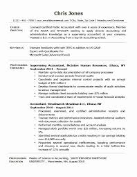 Formal Resume For Fresh Graduate New Professional Objective In Examples