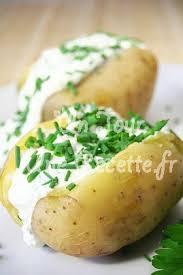 cuisiner la pomme de terre pommes de terre sauce ciboulette recette facile un jour une recette