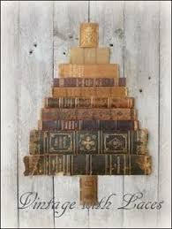 Christmas Tree Books Diy by Christmas Tree With Spindles Christmas Tree Diy Ideas And Vintage