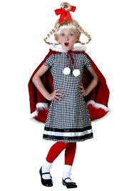 Christmas Girl Costume - Halloween Costumes