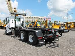 ROLL-OFF TRUCKS FOR SALE Tips For Selecting The Correct Dumpster Size Your Job Used Rolloff Trucks For Sale Rolloff Tilt Load Becker Bros Rolloff Tankers Fort Fabrication Used Aluma Agco Autocar Dealership In Surrey 2012 Intertional 4300 Truck In New 2006 Mack Cxn600 2481