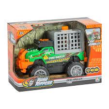 100 Dino Trucks Road Rippers Hauler Vehicle