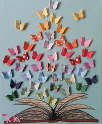 15 Ways To Make Your Walls Beautiful With Butterfly Wall Decorations 7