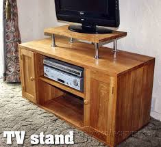 woodworking plans wood tv stand innovative green woodworking
