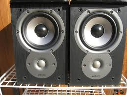 2 Polk Audio TSi100 bookshelf speakers US Audio Mart