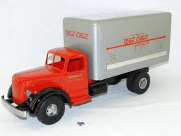Toy Trucks: Smith Miller Toy Trucks