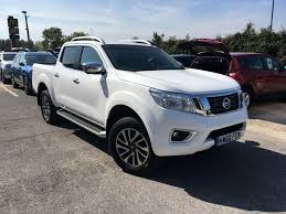 Used 2018 Nissan Navara DCi Tekna 4x4 Shr Dcb For Sale In ...