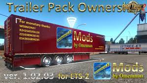 TRAILER OWNERSHIP V1.02.03 BY OMENMAN 1.32.X » GamesMods.net - FS19 ...