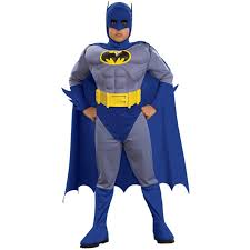 Long Halloween Batman Suit by Batman Brave U0026 Bold Deluxe M C Batman Toddler Child Costume